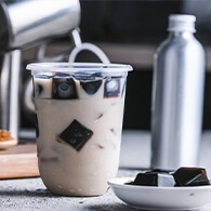 How to Make Grass Jelly Milk Tea?