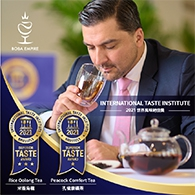 Congratulations!!  BOBA EMPIRE Won iTQi (The International Taste Institute) the Highest Superior 3-Starts and 1-Star Awards!!
