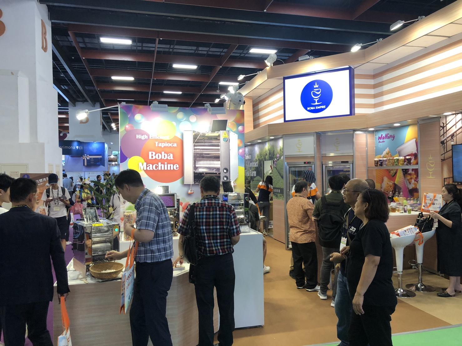 2019 @ Food Taipei!!