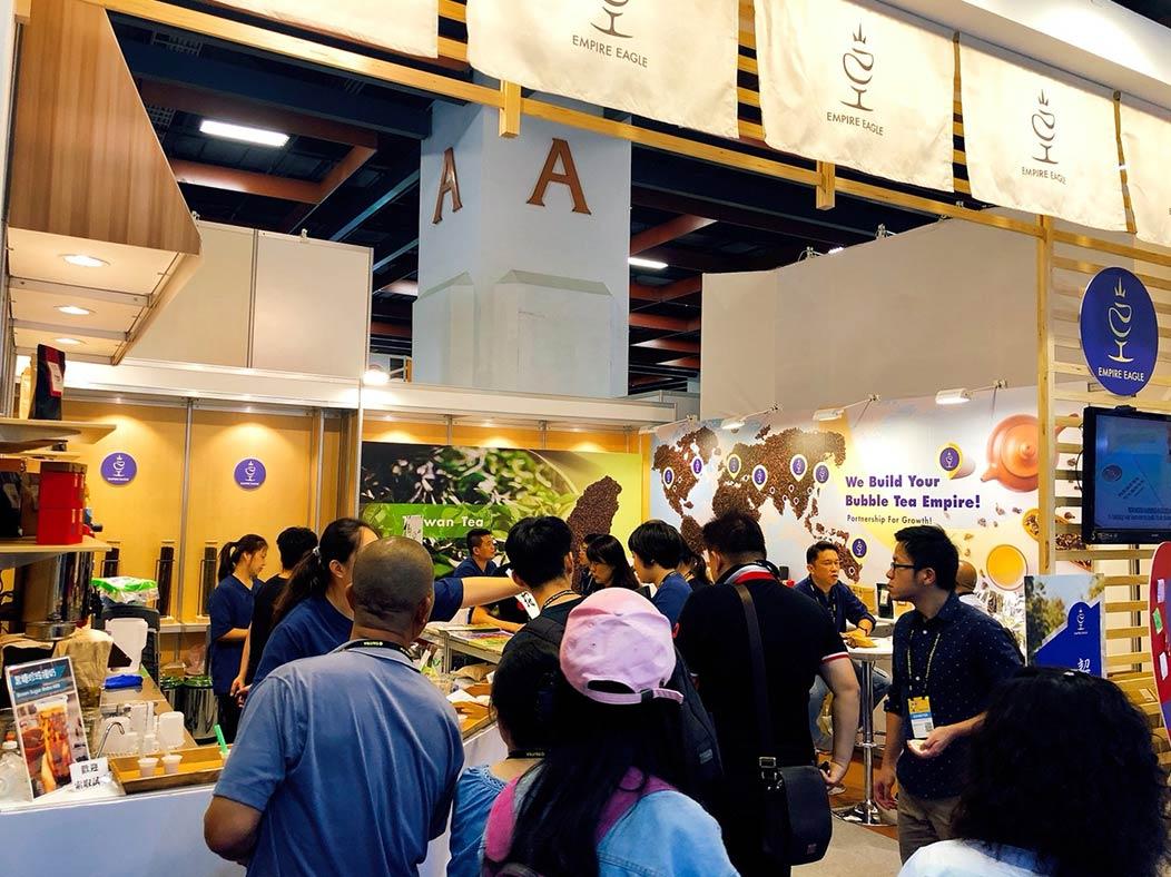2018 @ Food Taipei!!