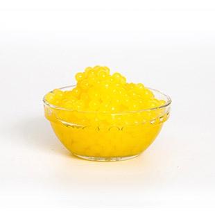Orange Popping